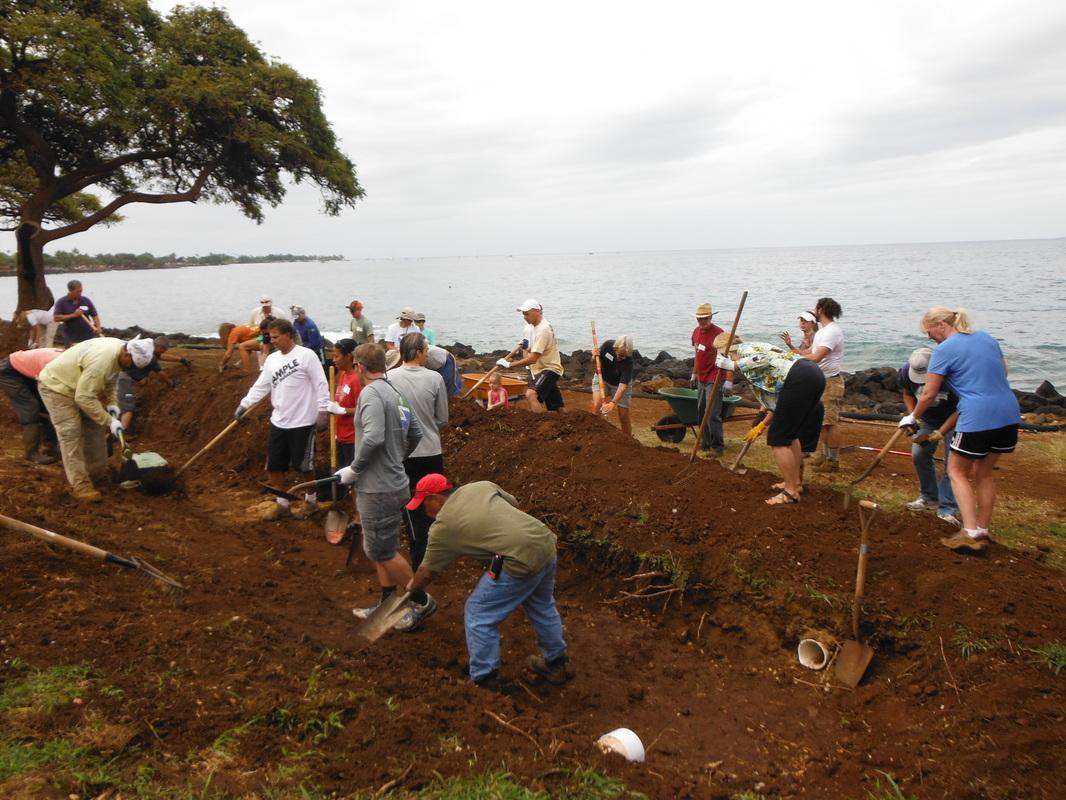 R2R Projects - West Maui Ridge 2 Reef